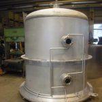Vakuumglocke zum Plasmanitrieren